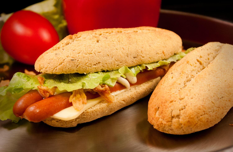 hot dog brötchen selber machen