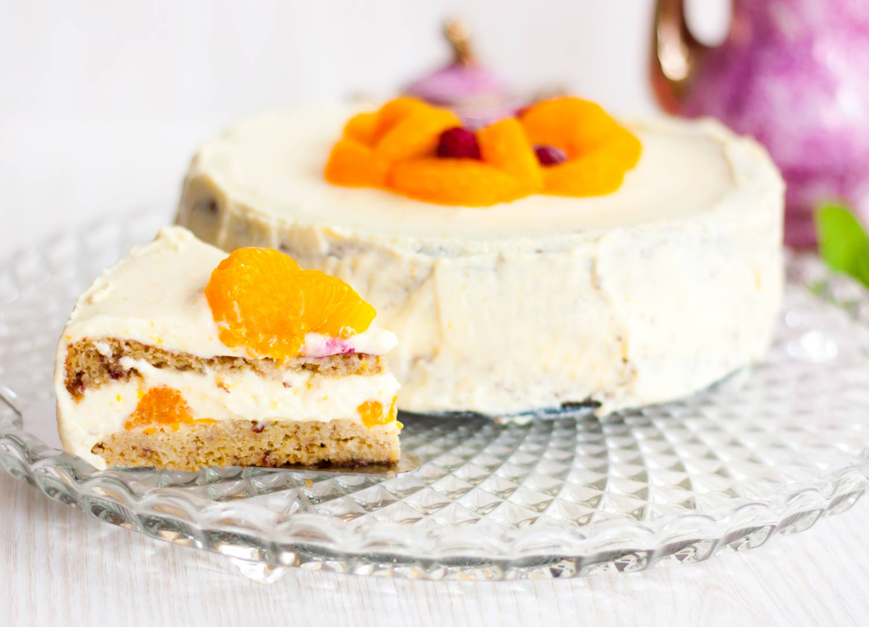 Lowcarb Kase Sahne Torte Low Carb Kostlichkeiten