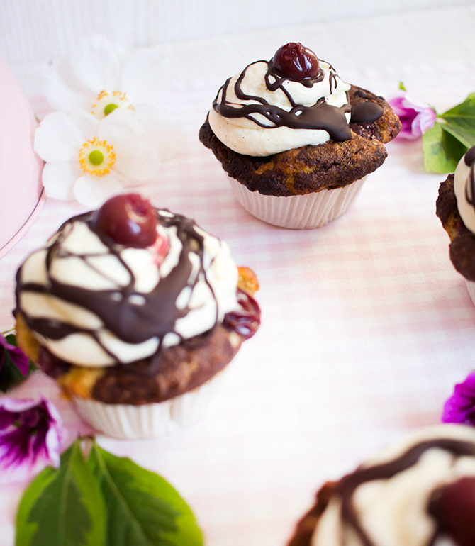 lowcarb_donauwelle_cupcakes_kirsch
